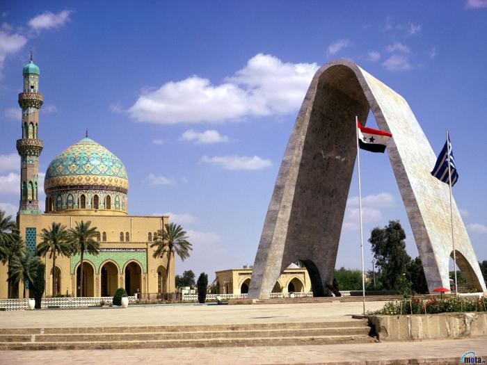 Багдад, Ирак.