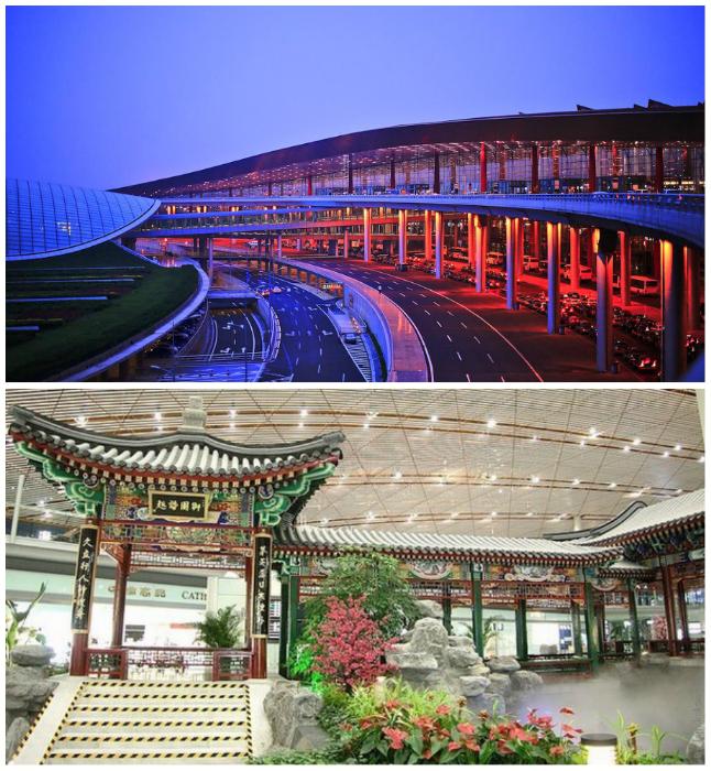 Аэропорт Пекина – самый большой и загруженный аэропорт мира, который несмотря ни на что предоставляет высококачественный сервис.