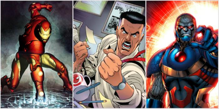 Супергерои которые стали классикой.