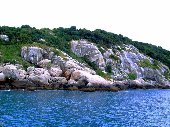 Необитаемый остров Кеймада-Гранди.