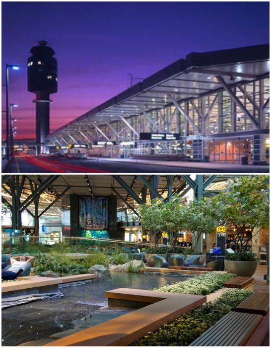 Единственный американский аэропорт, который попал в рейтинг лучших.