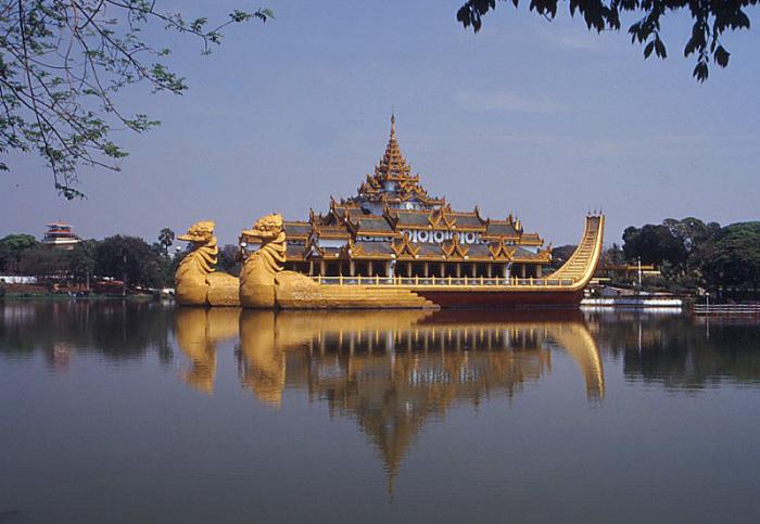 Побережье, Мьянма.