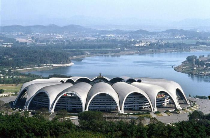 Стадион первого мая.
