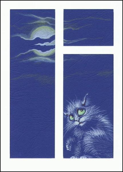 Пушистики из проекта *1000 кошек*. Автор OLLF V.Ivanoff