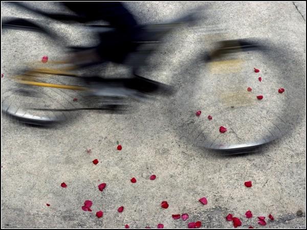 Cyclist, Dublin