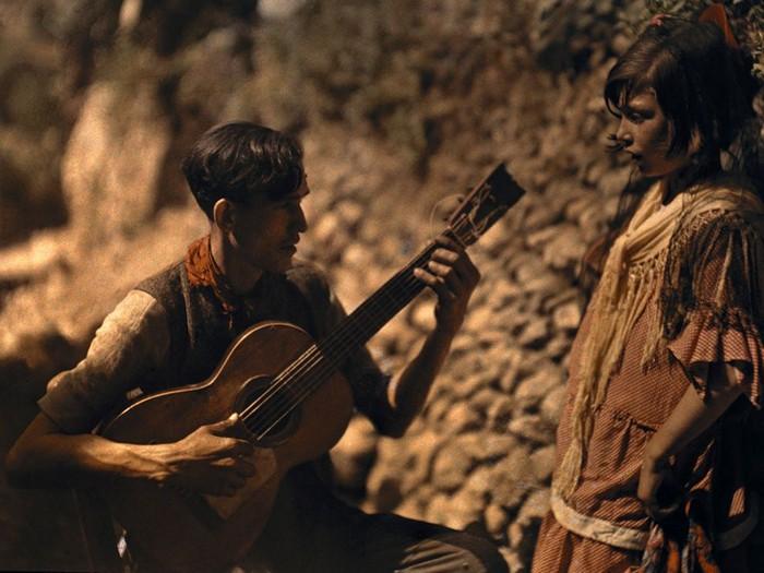 Musician, Spain