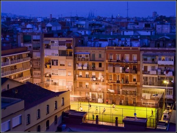 Soccer, Barcelona