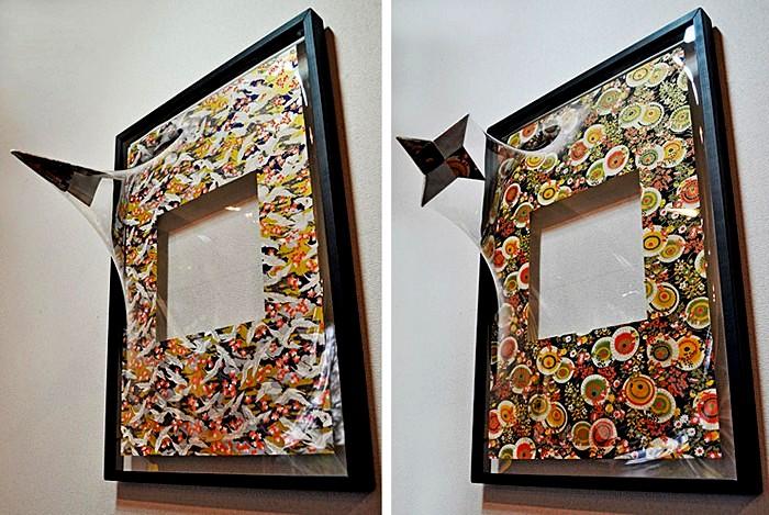 Необычное трехмерное творчество Yuki Matsueda