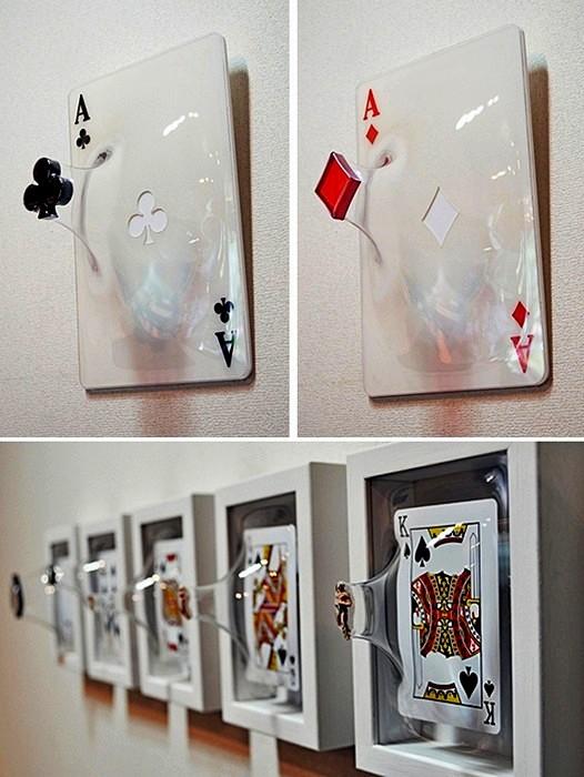 Трехмерные произведения искусства от Yuki Matsueda