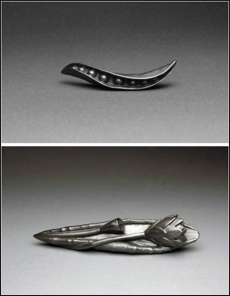Грифельные скульптуры Аджелио Бэтла (Agelio Batle)
