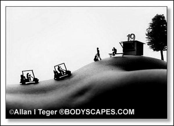 Арт-фотосессия Алана Тигера (Allan Teger)