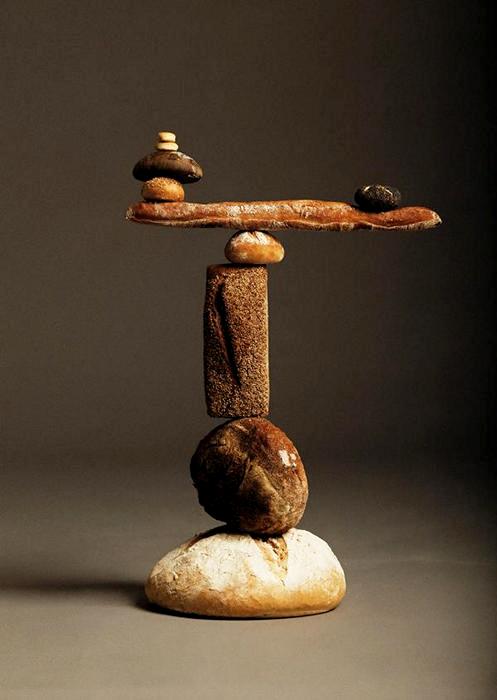 Башни из Хлеба. Арт-проект Towers of Bread от Ana Dominguez и Omar Sosa