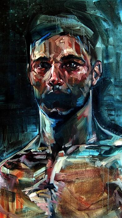 Портреты почти-зомби от Эндрю Сальгадо (Andrew Salgado)