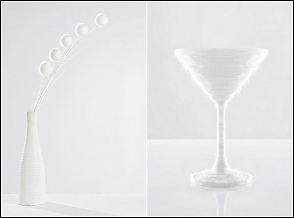 White. Серия белоснежных фотографий от Anil Akkus