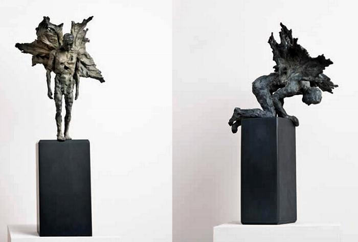 Бронзовые, деревянные и другие скульптуры Анны Гиллеспай