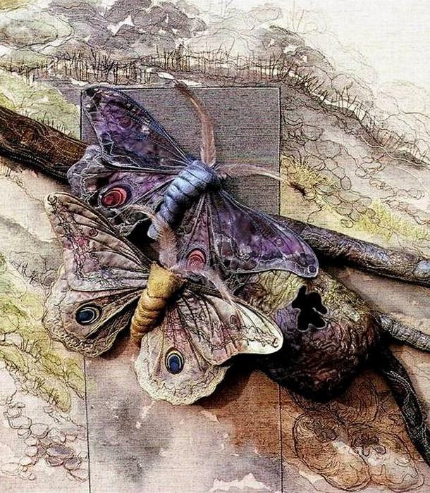 Картины гербарий