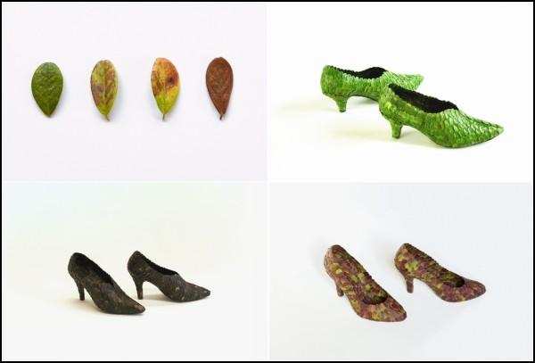 Модный гардероб, подаренный природой