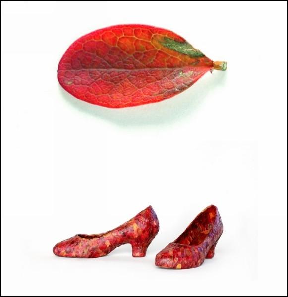 Растительный fashion от Анни Рапиноджа (Anni Rapinoja)