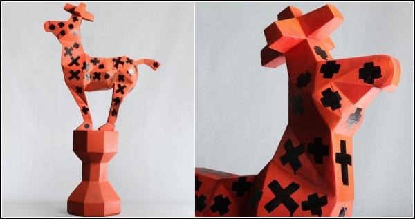 Геометрически идеальные скульптуры Акселя Брехенсбауера (Axel Brechensbauer)