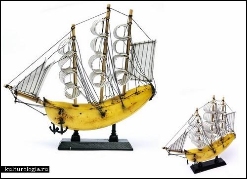 Banana Boats. Банановые парусники Джейкоба Далштрапа (Jacob Dahlstrup)