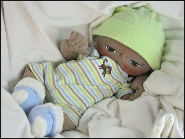 BeBe Babies and Friends, коллекционные тряпичные куклы
