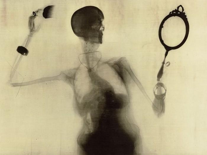 Картины из рентген-аппарата. Нестандартное творчество Бенедетты Боничи (Benedetta Bonichi)
