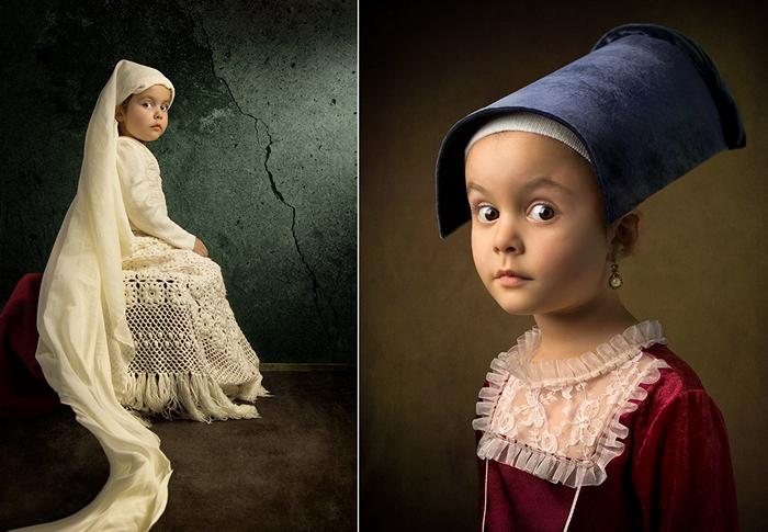 старинные фотографии девушек 17 века