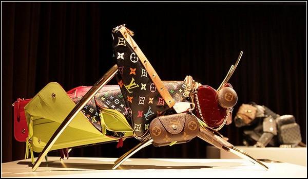 Модный кузнечик от Louis Vuitton