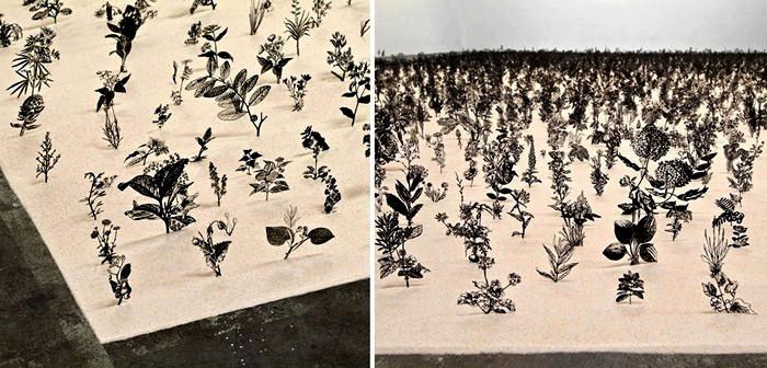 Арт-проект Blackfield на выставке в Сеульской галерее Artclub 1563