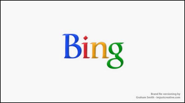 Bing, похожий на Google