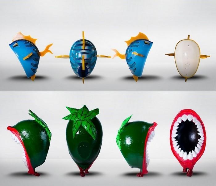 Бразильский арт-проект Call Parade. Фестиваль уличных телефонов и конкурс на лучший дизайн
