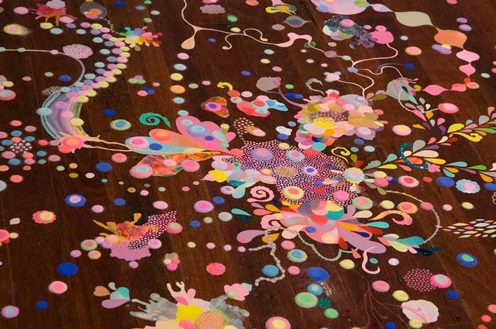 Инсталляции из сахара и сладостей в исполнении дуэта Pip & Pop