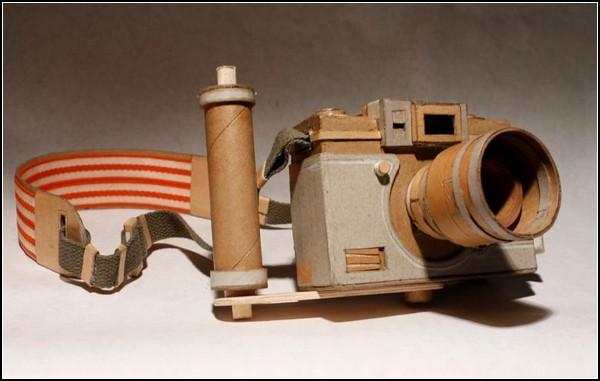 Фотоаппарат как его сделать 124