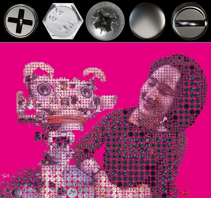 Портрет Синтии Бризил (Cynthia Breazeal), активной участницы проекта по развитию робототехники