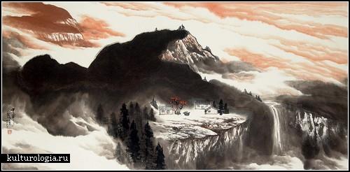 *Туманные* пейзажи китайского художника Чэнь Чунь Чжун (Chen Chun Zhong)