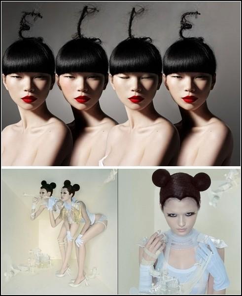 *Инопланетные* fashion-фотографии Chen Man