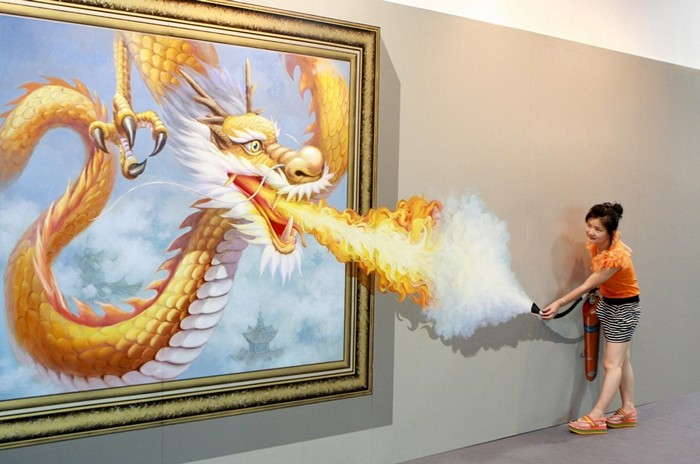 ������������� ���������� ������� �� �������� Magic Art Special Exhibition Of China 2012
