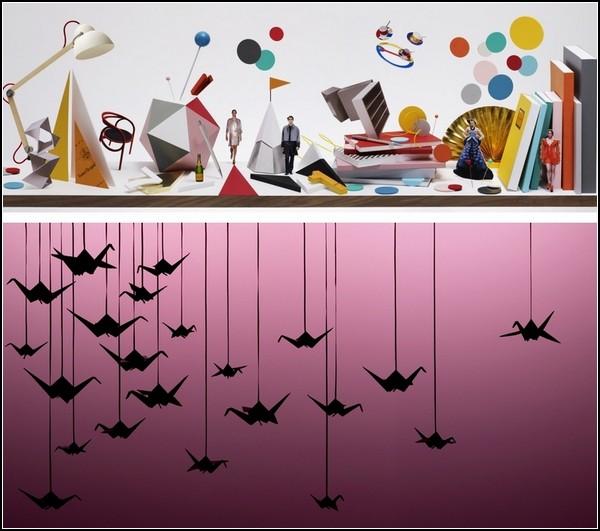 Бумажные скульптуры Крисси МакДональд (Chrissie Macdonald)