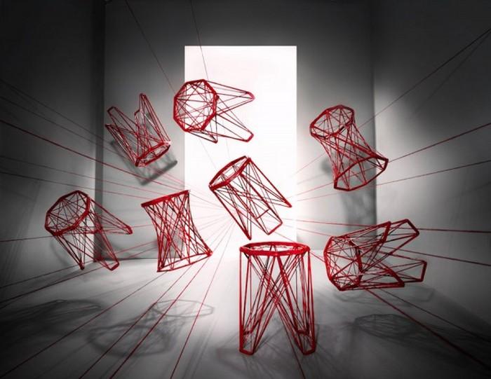 Fashion-хаос в креативных натюрмортах Кристофа Сэйджела