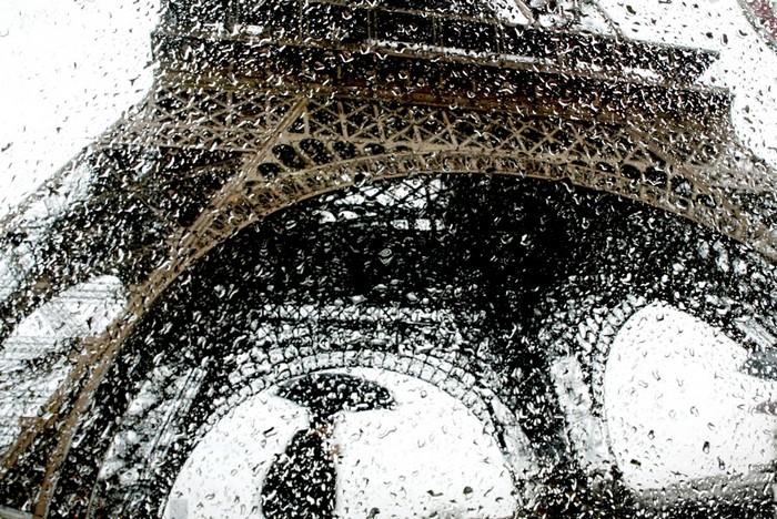 Дождливые снимки Кристофера Жакро (Christophe Jacrot)