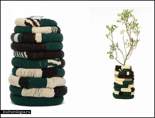 Бисерная коллекция Coiled от Boaz Cohen и Sayaka Yamamoto