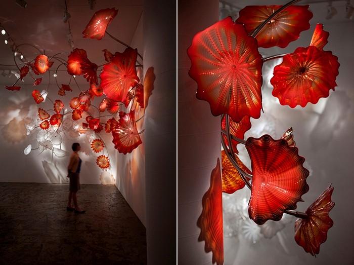 Фантастические стеклянные скульптуры Дейла Чихули (Dale Chihuly)