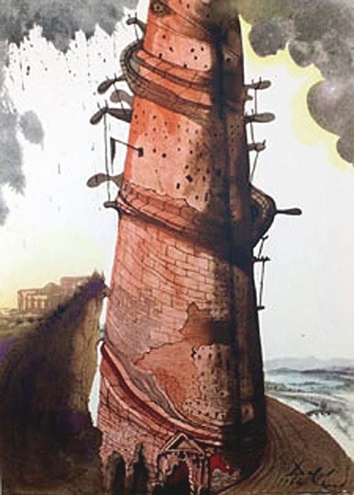 Biblia Sacra, знаменитая коллекционная Библия с иллюстрациями Сальвадора Дали