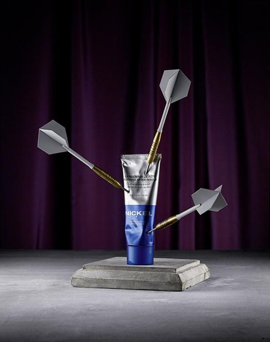 Damaged Cosmetics, разрушительный арт-проект Fabrice Fouillet