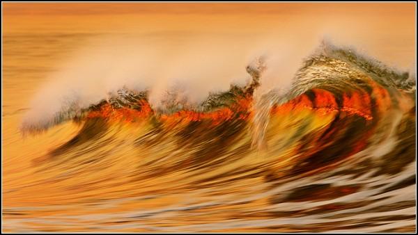 Невероятные волны на фотографиях Дэвида Ориаса (David Orias)
