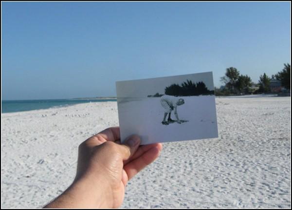 Dear Photograf, я помню, как моя бабушка любила этот пляж