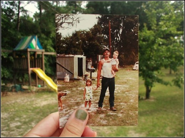Dear Photograf, я каждый день благодарю своего отца за то, что он всегда нас любил и был рядом