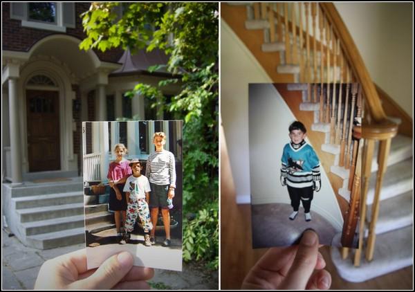 Dear Photograf, а мы ведь были совсем маленькими!