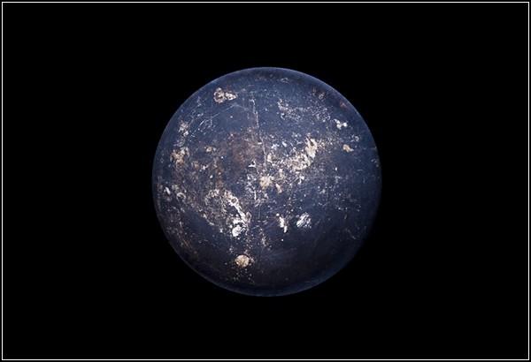 Почти космический фотопроект Devour