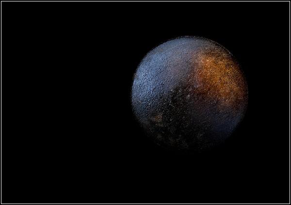 Домашний планетарий Кристофера Йонассена (Christopher Jonassen)